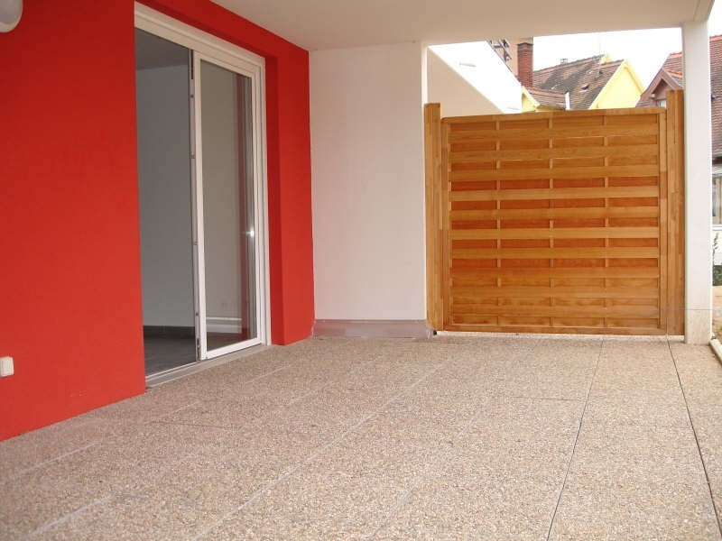 Location appartement Strasbourg 665€ CC - Photo 2