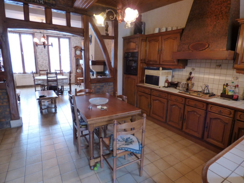 Vente maison / villa Ecouis 184000€ - Photo 2