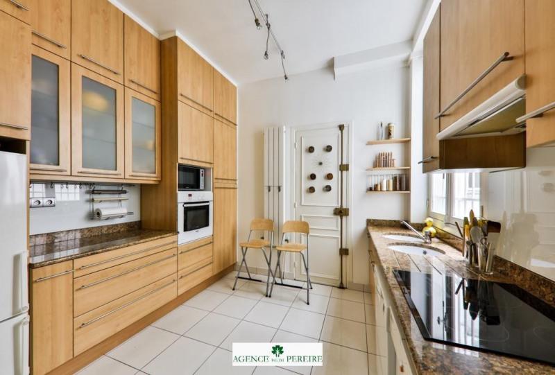 Vente de prestige appartement Paris 17ème 1420000€ - Photo 6