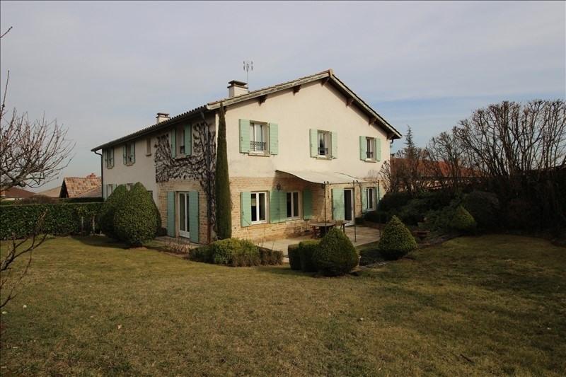 Vente de prestige maison / villa Lachassagne 580000€ - Photo 1