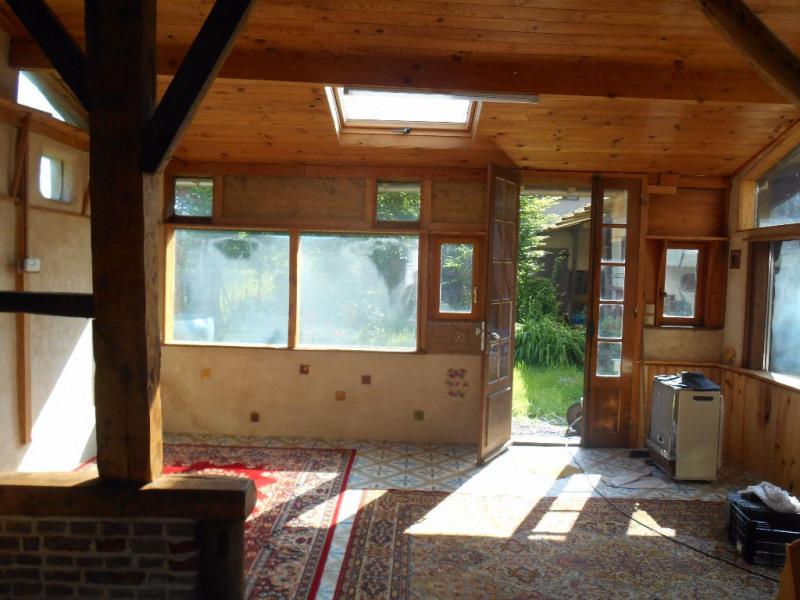 Sale house / villa Le mesnil conteville 88000€ - Picture 3