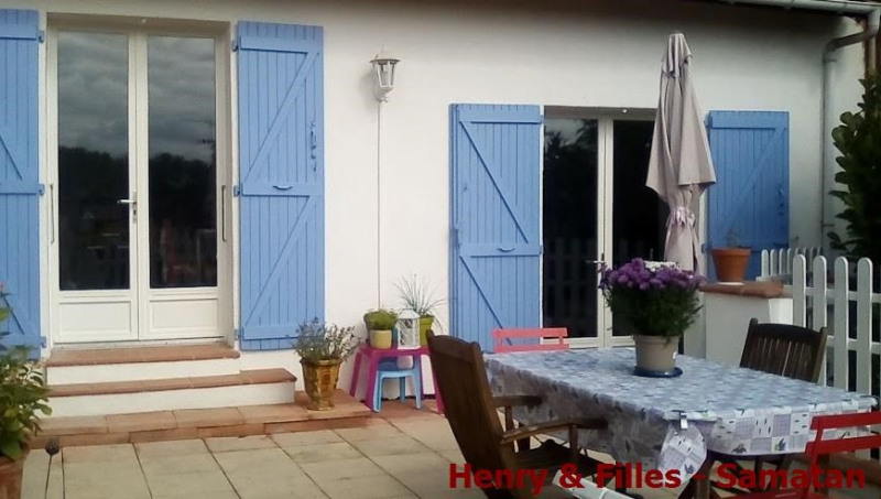 Vente maison / villa Lombez 181000€ - Photo 1