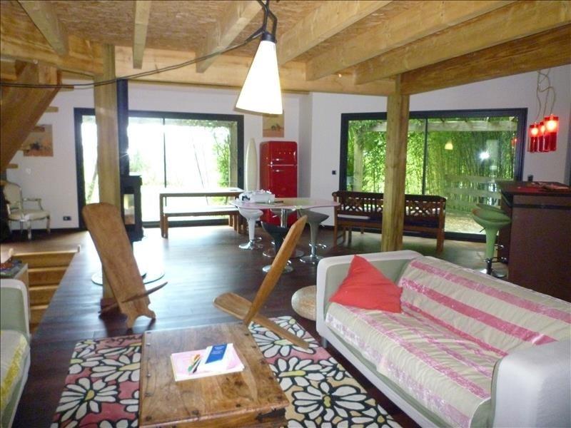 Vente maison / villa Biaudos 389000€ - Photo 1