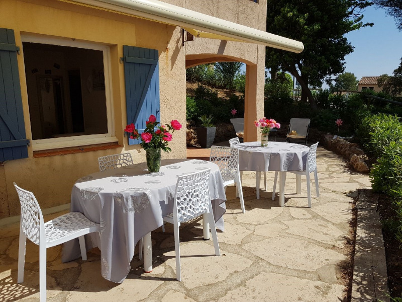 Vacation rental apartment Les issambres 525€ - Picture 11