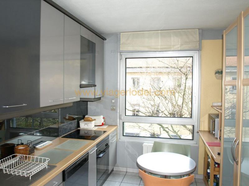 Verkauf auf rentenbasis wohnung Saint-étienne 99000€ - Fotografie 5