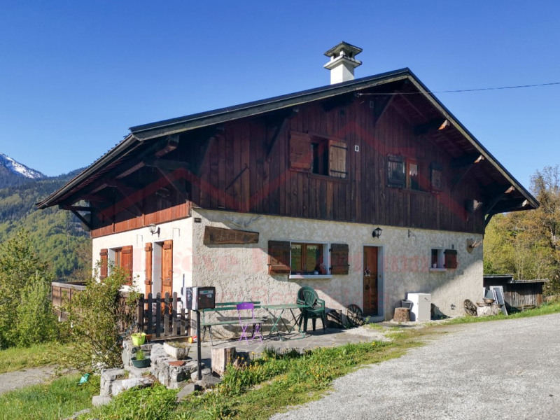 Vente de prestige maison / villa Servoz 700000€ - Photo 1