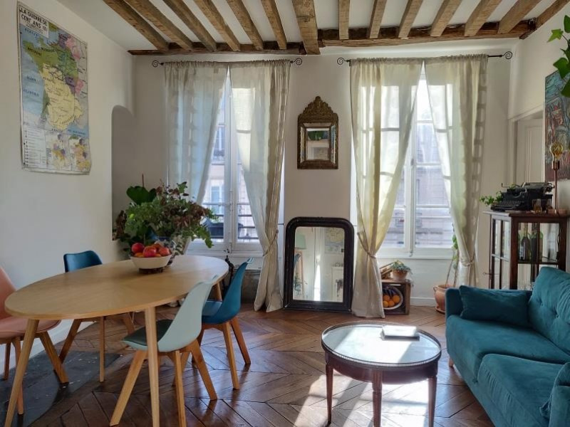 Location appartement Versailles 1090€ CC - Photo 1