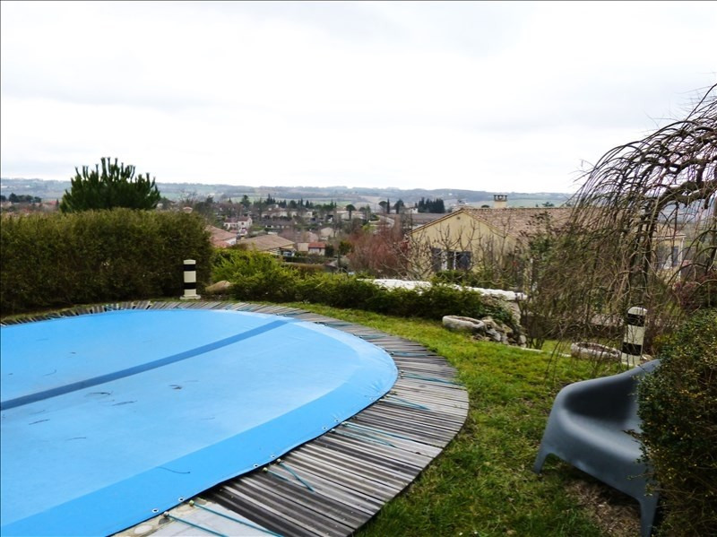 Sale house / villa Puygouzon 365000€ - Picture 10