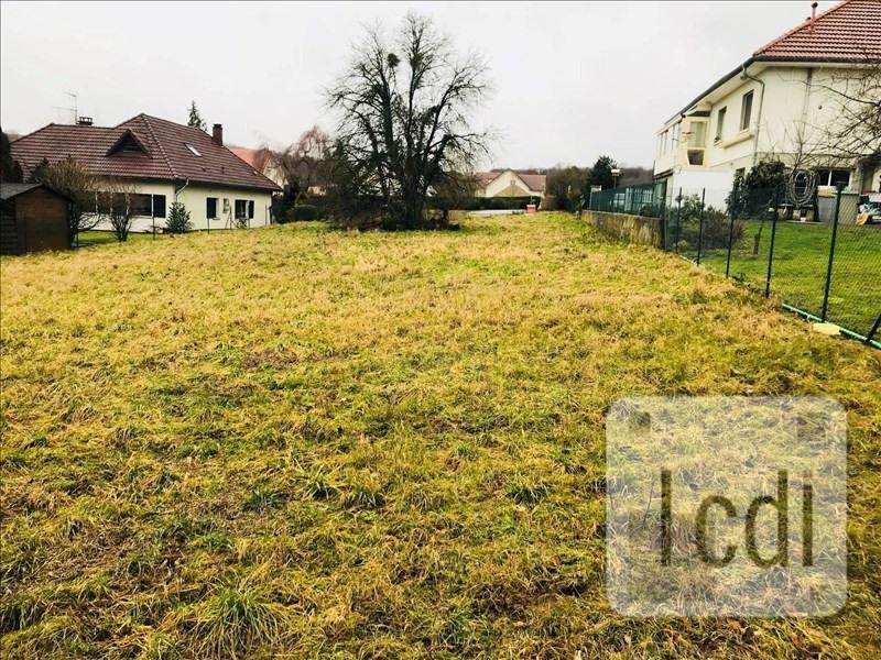 Vente terrain Dorans 120750€ - Photo 1