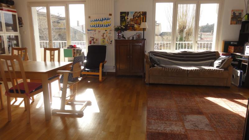 Sale apartment Lyon 1er 374400€ - Picture 1