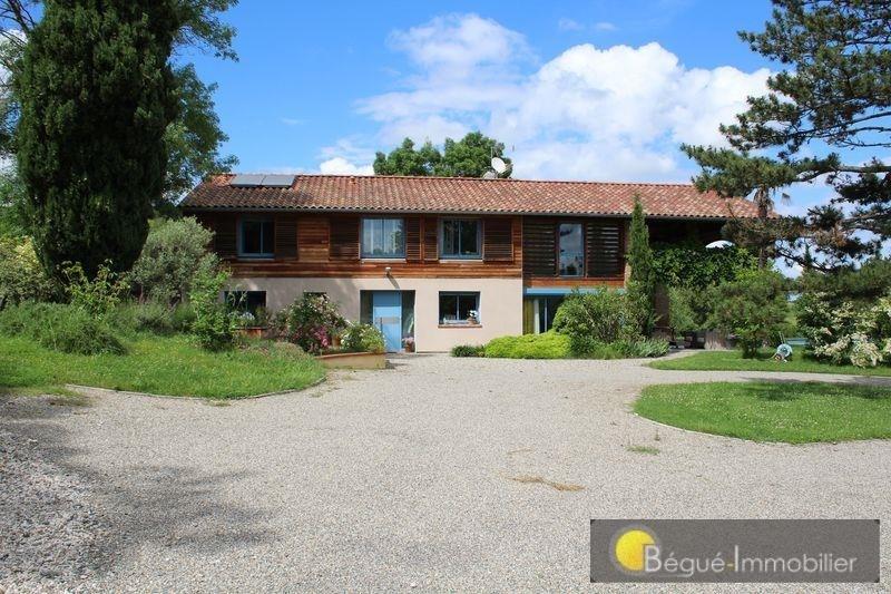 Vente de prestige maison / villa 15 mns pibrac 730000€ - Photo 6