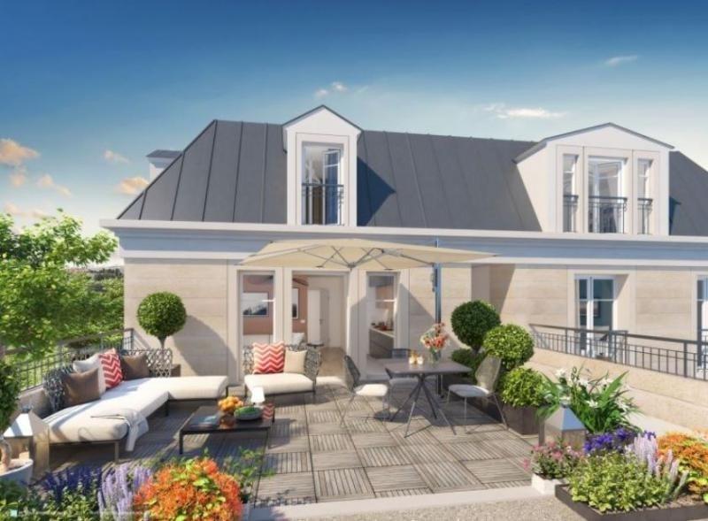 Verkoop  appartement Clamart 535100€ - Foto 3