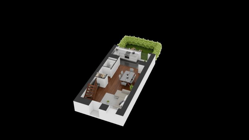 Venta  casa Villiers sur orge 204360€ - Fotografía 3