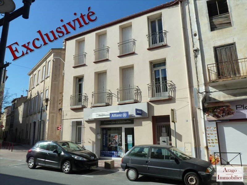 Vente appartement Rivesaltes 88 200€ - Photo 1
