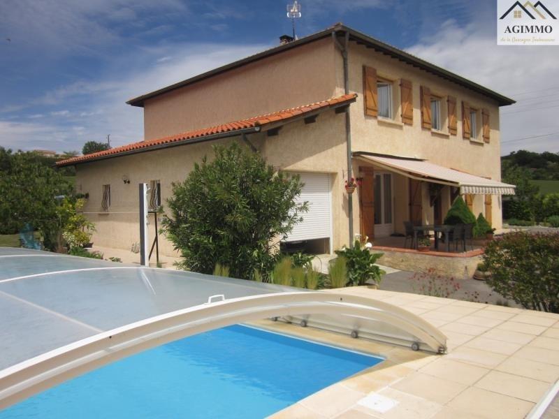 Vente de prestige maison / villa L isle jourdain 595000€ - Photo 1