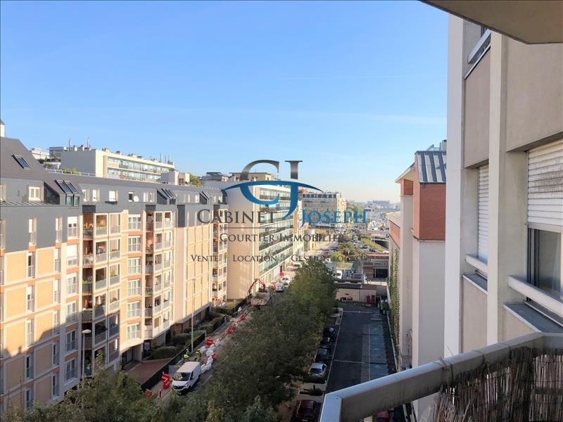 Vente appartement Courbevoie 370000€ - Photo 1