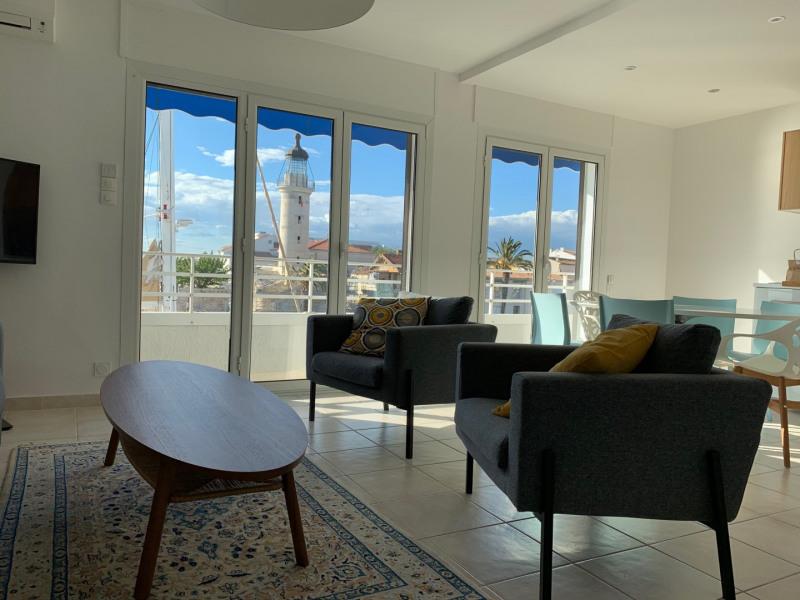 Vacation rental apartment Le grau du roi 950€ - Picture 1