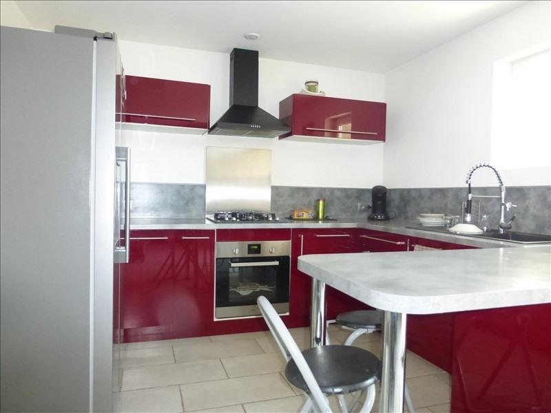 Sale house / villa Lussant 180000€ - Picture 2