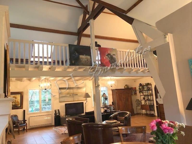 Vente de prestige maison / villa Lamorlaye 618000€ - Photo 2