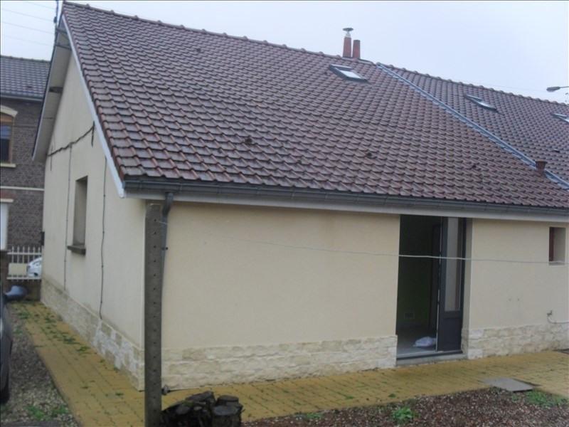 Sale house / villa Courcelles les lens 110000€ - Picture 1
