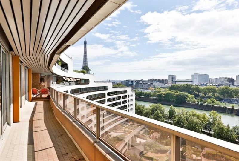 Deluxe sale apartment Paris 16ème 3110000€ - Picture 1