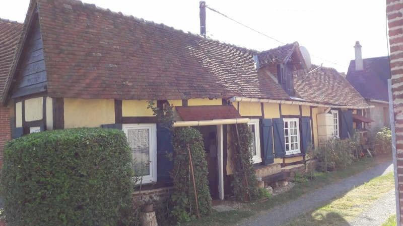Vente maison / villa Gisors 55500€ - Photo 2