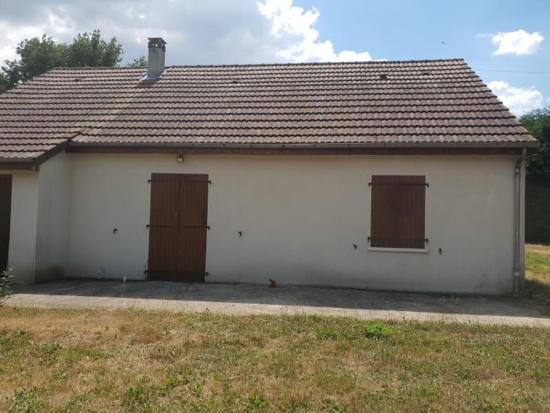 Vente maison / villa Lucenay les aix 87000€ - Photo 1