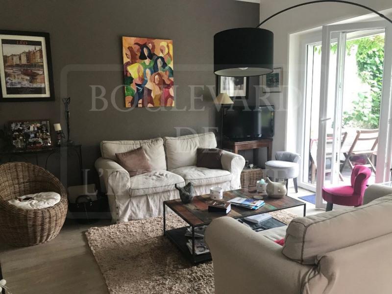 Vente maison / villa Mouvaux 439000€ - Photo 2