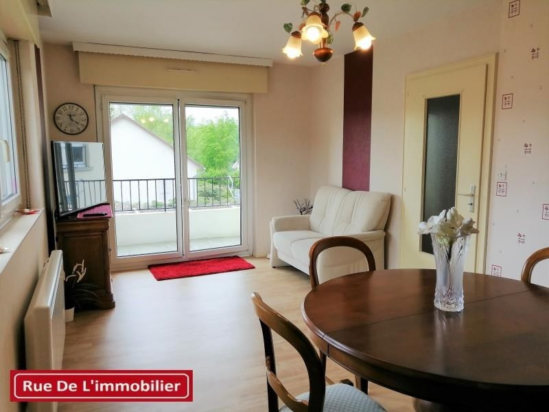 Sale apartment Gundershoffen 125 000€ - Picture 3