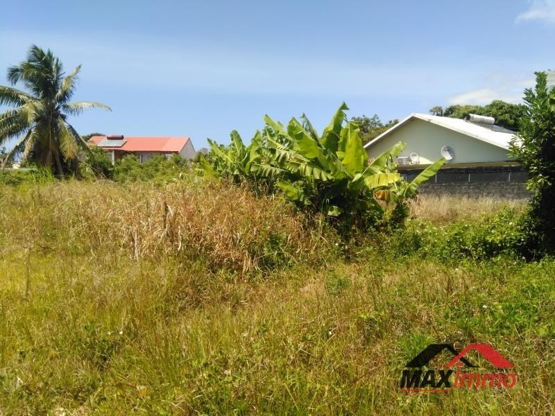 Vente terrain St benoit 865000€ - Photo 1