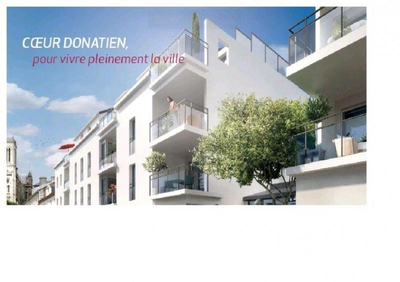 Alquiler  apartamento Nantes 479€ CC - Fotografía 1