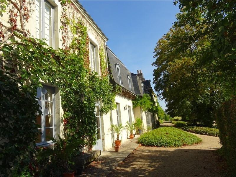 Vente de prestige château Azay le rideau 1565000€ - Photo 2