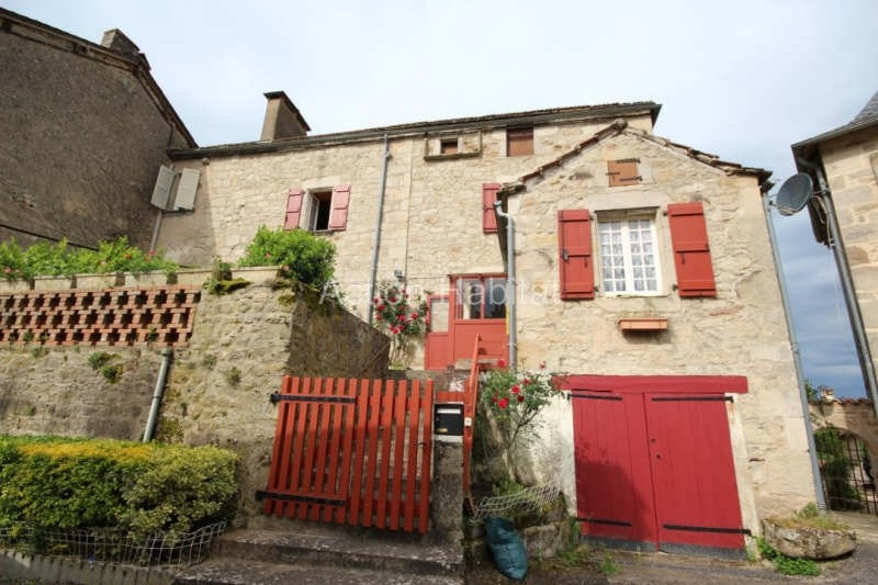 Vente maison / villa Najac 90100€ - Photo 1