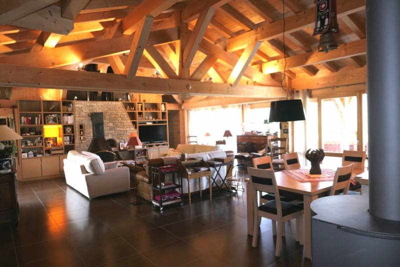 Deluxe sale house / villa Les rousses 950000€ - Picture 2