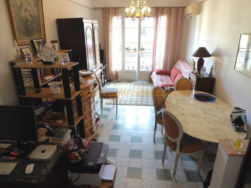 Life annuity apartment Le cannet 52 000€ - Picture 7
