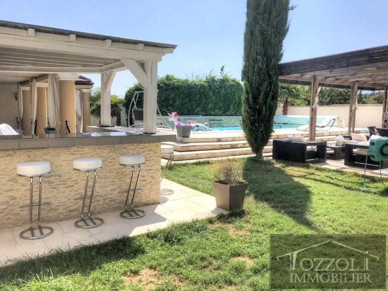 Deluxe sale house / villa Chonas l amballan 618000€ - Picture 11