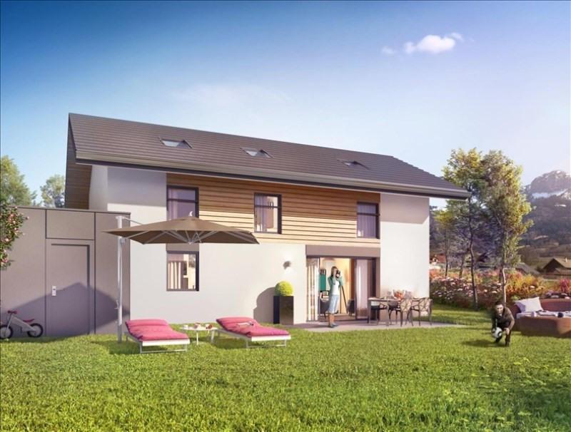 Sale house / villa Villaz 379000€ - Picture 2
