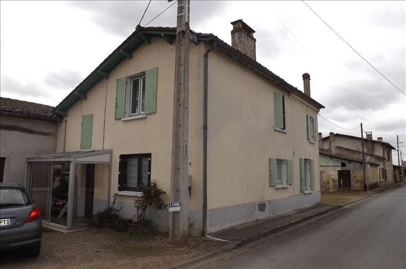 Sale house / villa St antoine sur l isle 113000€ - Picture 1