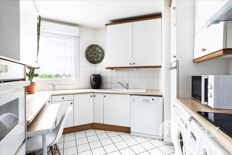 Sale apartment Levallois perret 475000€ - Picture 2