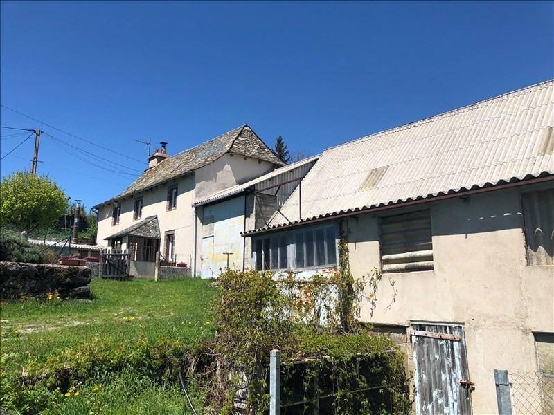 Vente maison / villa Condom d'aubrac 162000€ - Photo 2