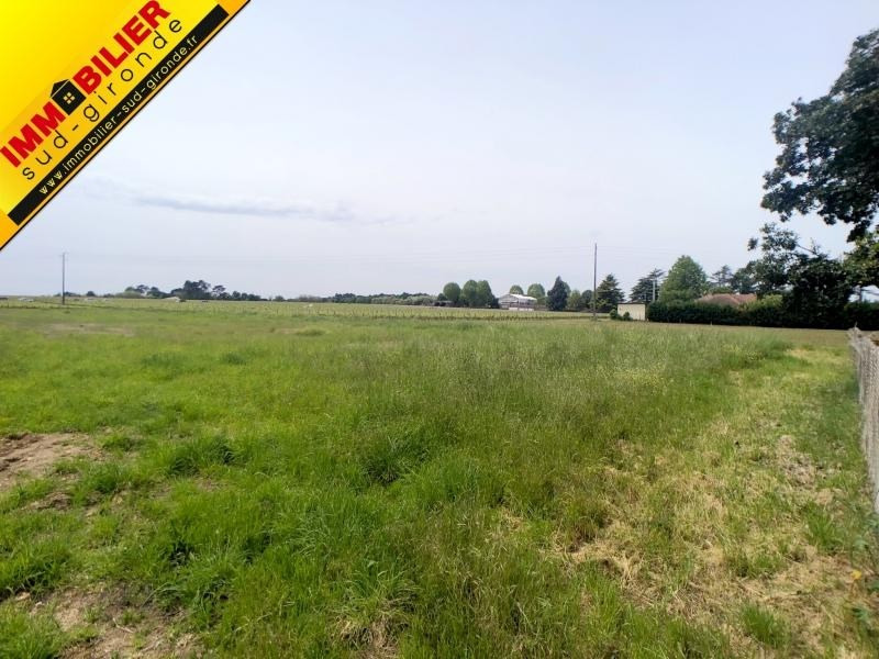Vente terrain Castres gironde 145 000€ - Photo 1