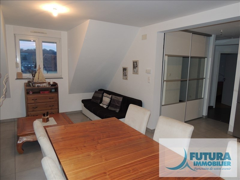 Deluxe sale apartment Woustviller 173 000€ - Picture 4