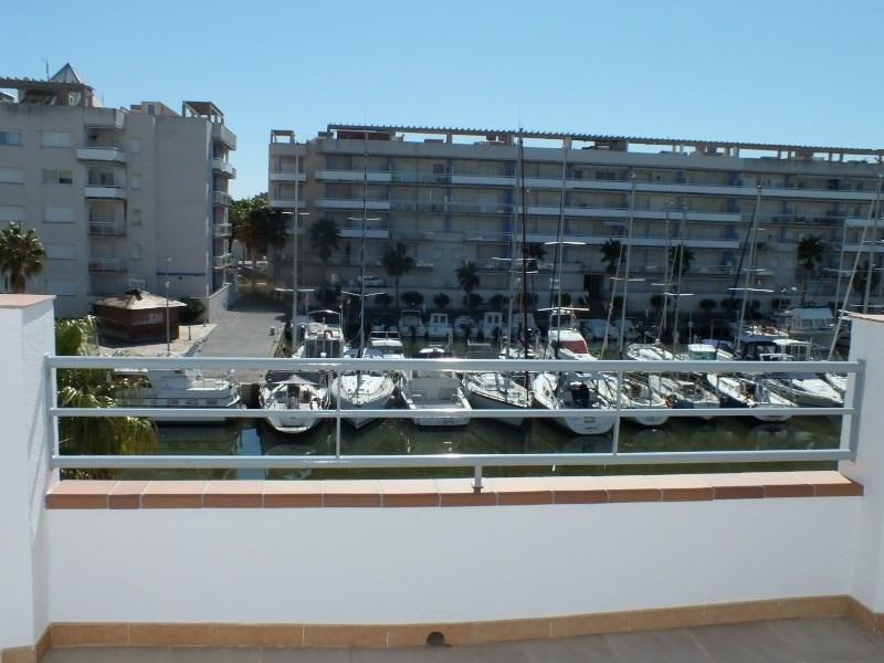 Alquiler vacaciones  apartamento Roses santa-margarita 232€ - Fotografía 8