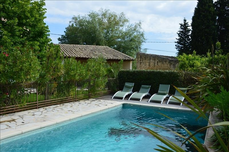 Vente maison / villa Entraigues sur sorgues 545 000€ - Photo 8