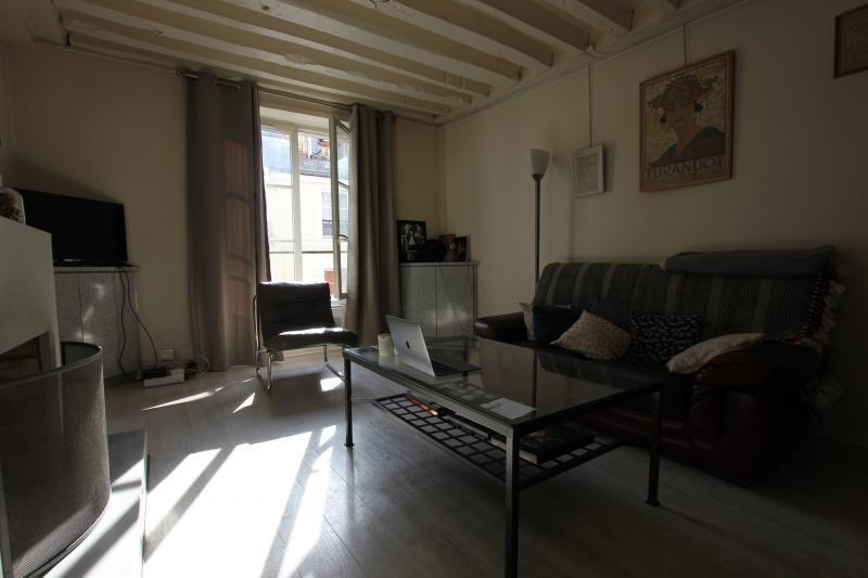 Rental apartment Paris 3ème 1700€ CC - Picture 3