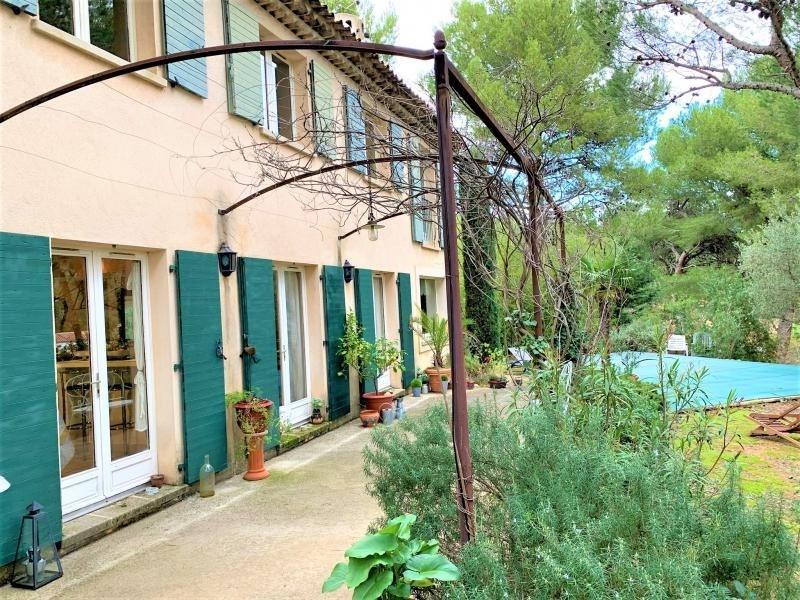 Vente maison / villa Ventabren 725000€ - Photo 1