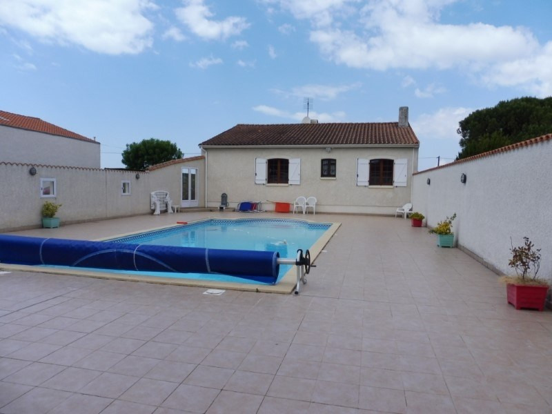 Vente maison / villa Meschers sur gironde 458 925€ - Photo 1