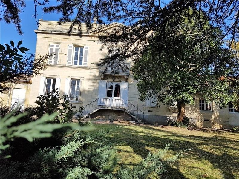 Vente maison / villa St emilion 500000€ - Photo 3