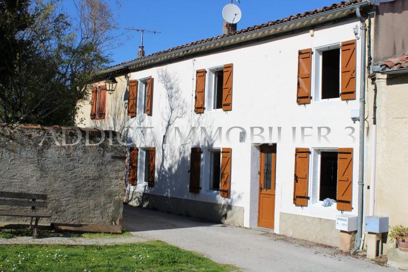 Vente maison / villa Cuq toulza 130000€ - Photo 1