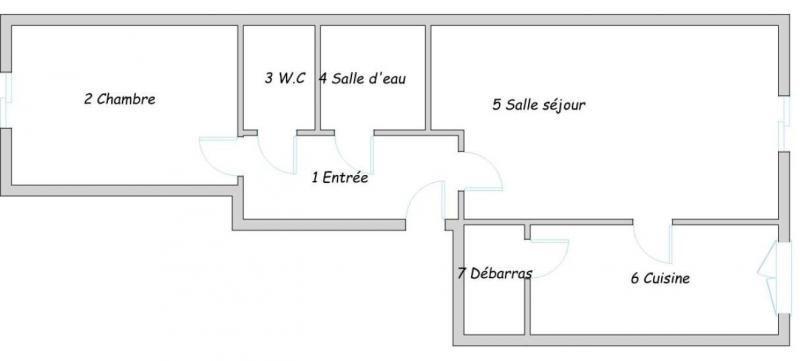 Vente appartement Fontenay sous bois 199500€ - Photo 4